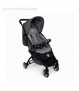 SILLA LIGERA PLAIN CONSTELLATION GRIS TUC TUC