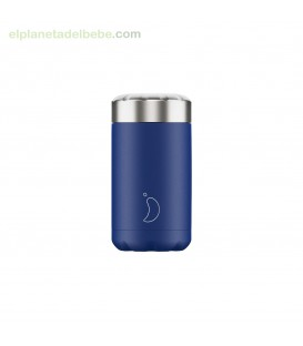 TERMO DE SOLIDOS CHILLYS AZUL MATE 500ML