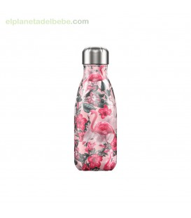BOTELLA INOX FLAMINGO 260ML CHILLY