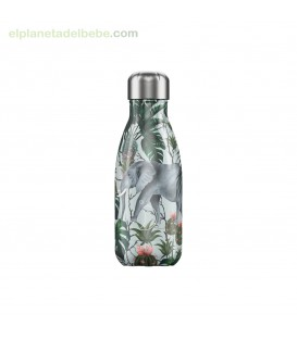 BOTELLA INOX ELEFANTES 260ML CHILLY