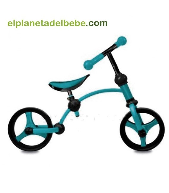 Bicicleta Infantil 2-3 años Ocio Trends.