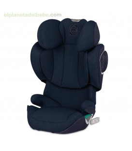 SOLUTION Z I-FIX PLUS NAUTICAL BLUE NAVY BLUE CYBEX