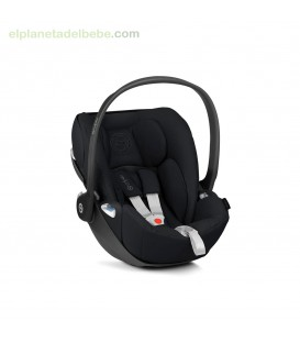 CLOUD Z I-SIZE DEEP BLACK CYBEX