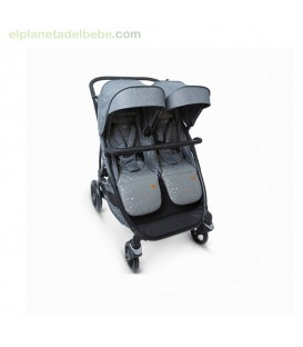 SILLA GEMELAR WEEKEND CONSTELLATION GRIS TUC TUC