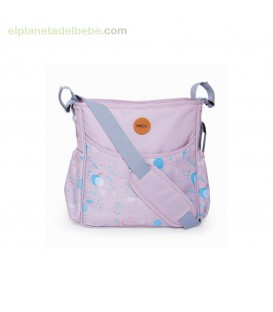 BOLSO SILLA PARAGUAS LITTLE FOREST GRIS TUC TUC