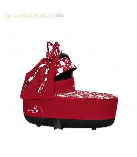PRIAM CAPAZO LUX PETTICOAT RED BY JEREMY SCOTT CYBEX