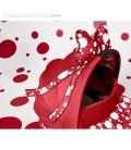 PRIAM CAPAZO LUX PETTICOAT RED BY JEREMY SCOTT CYBEX