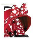 PRIAM SEAT PACK PETTICOAT RED BY JEREMY SCOTT CYBEX