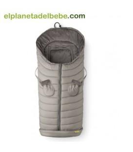 SACO SILLA INVIERNO ICEBERG PIEDRA BABY CLIC
