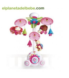 MOVIL TINY PRINCESS SUEÑOS TINY LOVE