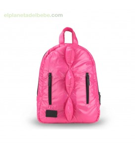 MOCHILA MINI DINO HOT PINK 7AM