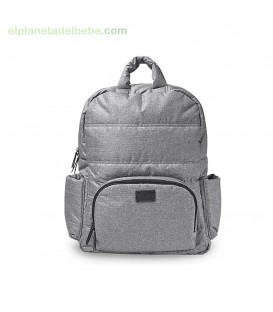 MOCHILA BK718 HEATHER GREY 7AM