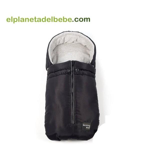 Saco de Invierno Grupo 0 Baby Clic Urban Negro