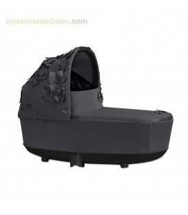 PRIAM CAPAZO LUX SIMPLY FLOWERS GRIS CYBEX
