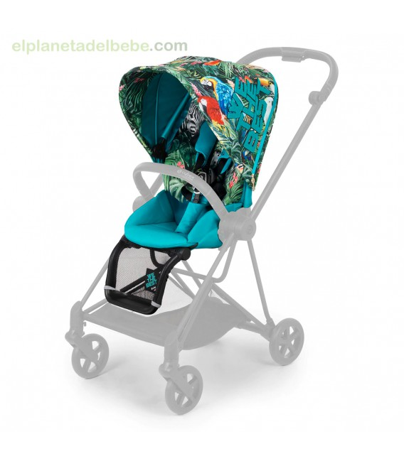 MIOS SEAT PACK WE THE BEST BLUE BY DJ KHALED CYBEX