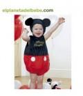Disfraz de Mickey para el Bebe
