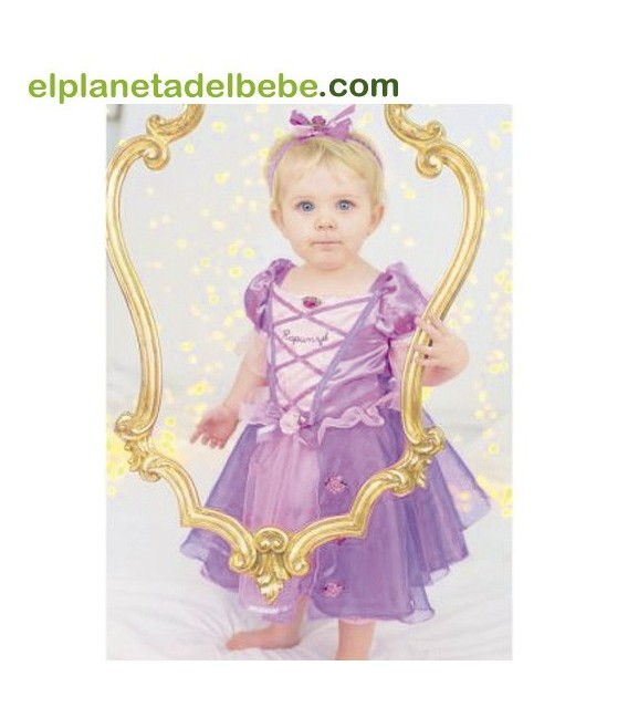 Disfraz Bebé Rapuncel