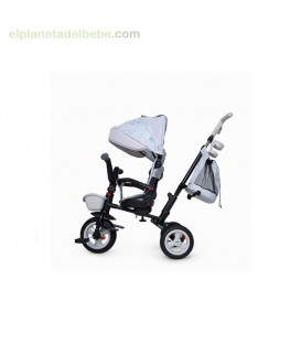 TRICICLO LITTLE FOREST GRIS TUC TUC