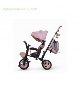 TRICICLO LITTLE FOREST ROSA TUC TUC