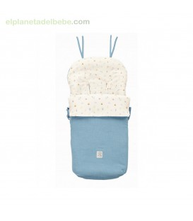 SACO COLCHONETA ALG U07 MILD BLUE JANE