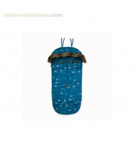 SACO EVOLUTIVO 0-4 LITTLE FOREST AZUL TUC TUC