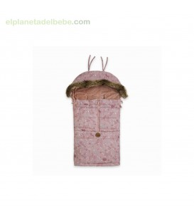 SACO EVOLUTIVO 0-4 LITTLE FOREST ROSA TUC TUC