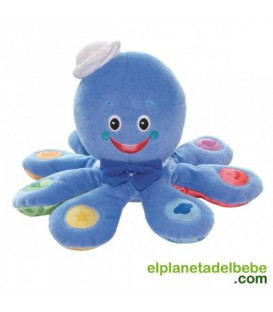 OCTOPLUSH BABY EINSTEIN