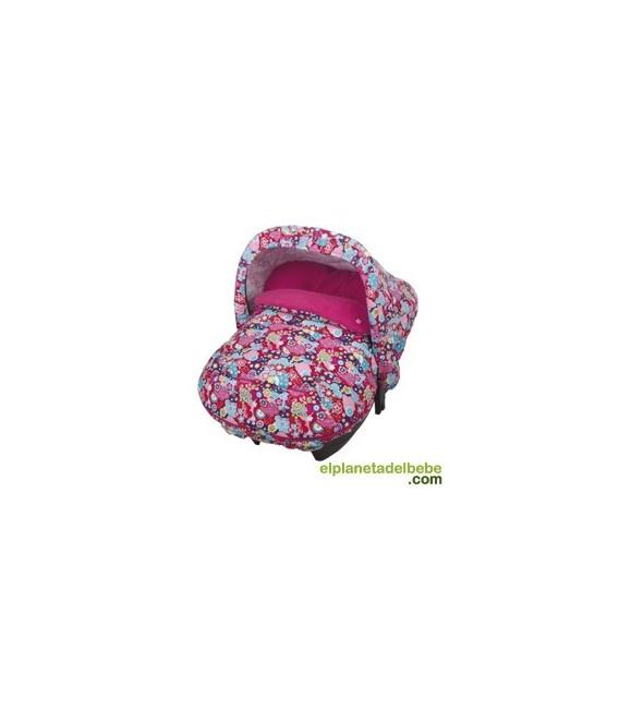 Mini saco de Invierno Grupo 0 Niña Kimono Tuc Tuc