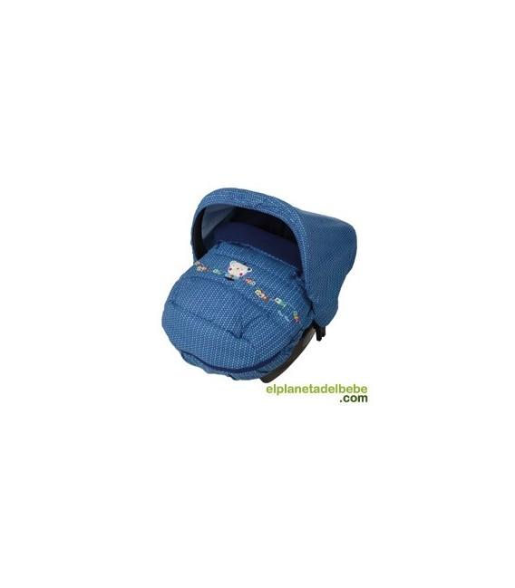 Mini Saco de Invierno Grupo 0 Niño Kimono Tuc Tuc