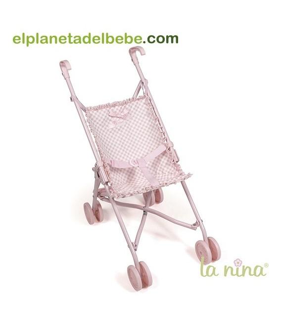 Silla Mediana Paula Rosa de la Nina