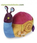 PELUCHE CARACOL 60CM SOFT FRIENDS OOPS