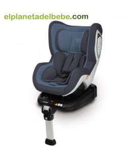SILLA DE AUTO BI CARE FIX GR.0+/1 BLUESTEEL 913 CASUALPLAY