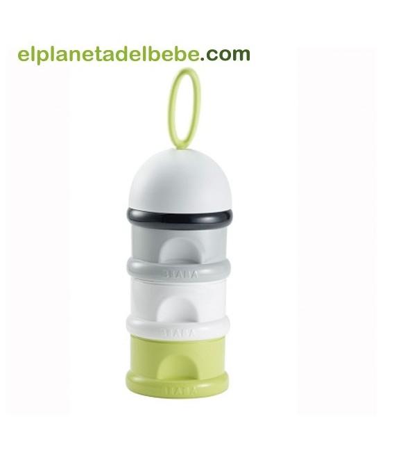 Caja dosificadora de leche Neon Beaba