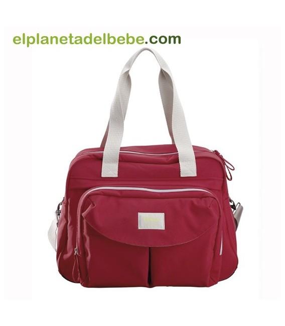 Bolso Geneve II Smartcolor Red Beaba