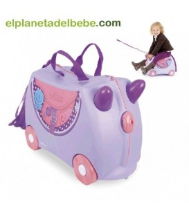 MALETA TRUNKI BLUEBELL
