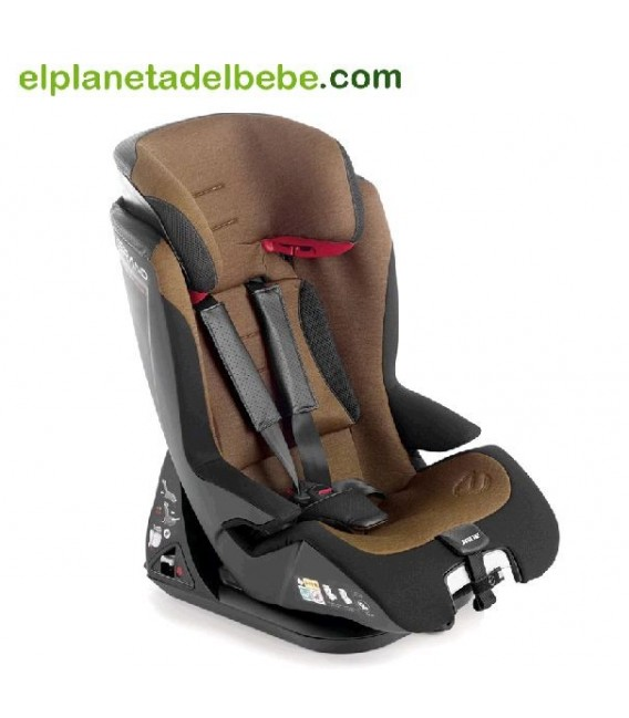 SILLA DE AUTO GRAN GR.1/2/3 S52 BROWN JANE
