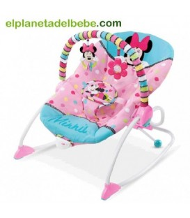 HAMACA ROCKER MINNIE DISNEY BRIGHT STARS