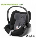 SILLA DE AUTO CLOUD Q GR.0+ PHANTOM GREY CYBEX