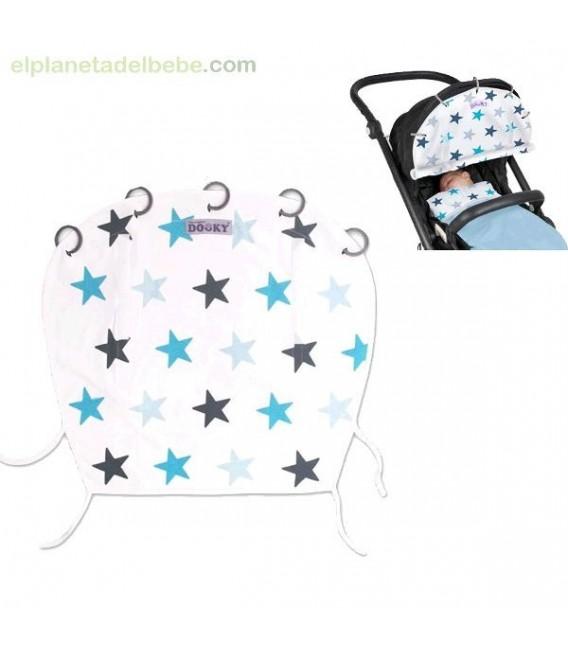 Cobertura Dooky Cover Estrellas Azul de Dooky