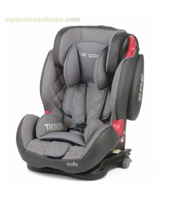 silla auto thunder isofix gr.1/2/3 moonlight be cool