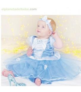 disfraz Cenicienta bebé