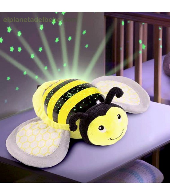 luz nocturna slumberbuddies bee