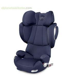 SILLA DE AUTO SOLUTION Q3 FIX MIDNIGHT CYBEX