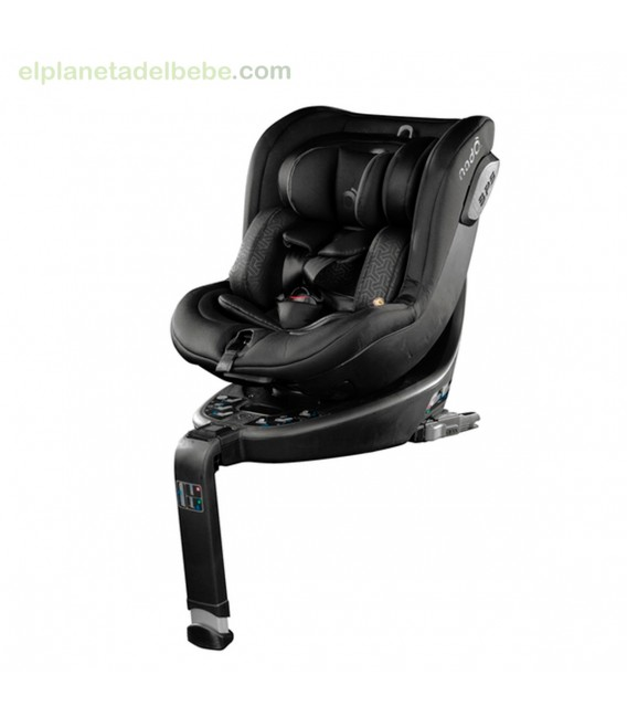 SILLA O3 I-SIZE NADO 181 SHADOW BLACK BE COOL