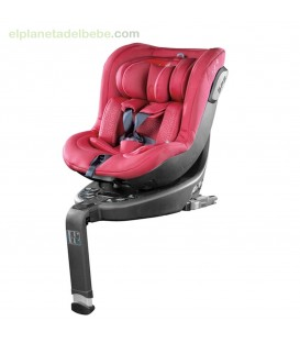 SILLA O3 I-SIZE NADO 179 FLAME BLACK BE COOL