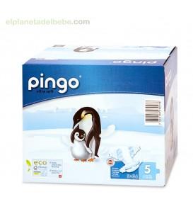 PAÑALES PINGO TALLA 5 JUNIOR (36 UND).