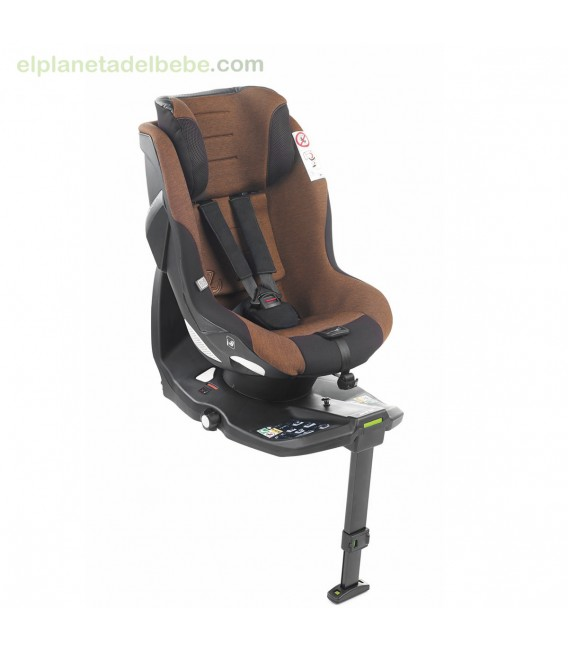 Silla de Auto Gravity S52 Marron Jane