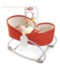 Hamaca bebe Cuco 3 en 1 Tiny Love Roja