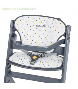 TRONA EVOLUTIVA TIMBA GREY PATCHES SAFETY 1ST.