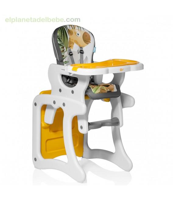 Trona Kanguro amarilla Safari 4045 de MS